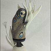 Куклы и игрушки ручной работы. Ярмарка Мастеров - ручная работа Зимний Шорох. Handmade.