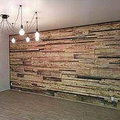 Для дома и интерьера ручной работы. Ярмарка Мастеров - ручная работа Состаренная стена. Handmade.