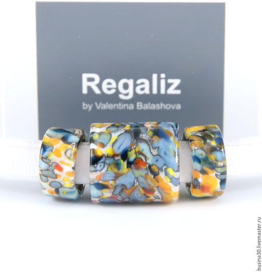 Для украшений ручной работы. Ярмарка Мастеров - ручная работа. Купить Набор бусин Regaliz RB-204. Handmade.