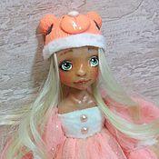 Куклы и игрушки ручной работы. Ярмарка Мастеров - ручная работа Винили  orange bear( продана). Handmade.