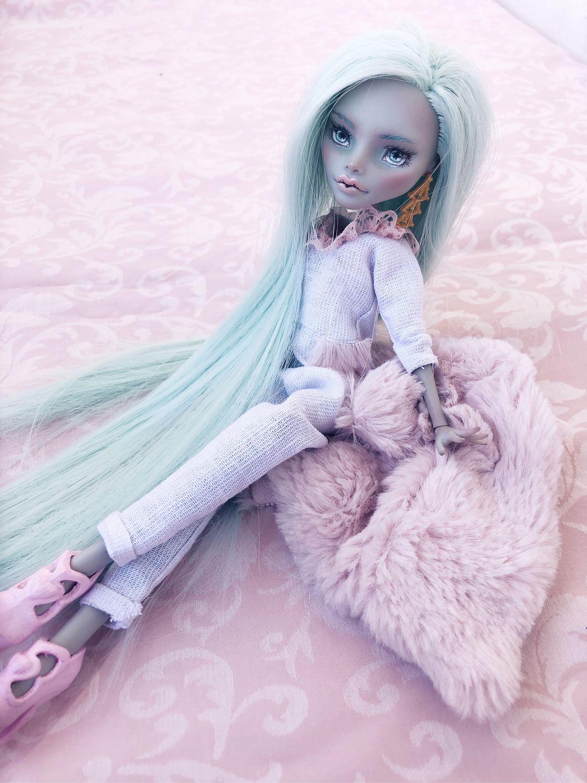 Кукла ООАК Monster High, Шарнирная кукла, Улан-Удэ,  Фото №1