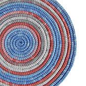 Украшения ручной работы. Ярмарка Мастеров - ручная работа Колье из шнуров Lasso Frost шарф бусы трансформер. Handmade.