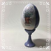 Сувениры и подарки ручной работы. Ярмарка Мастеров - ручная работа Яйцо в стиле Прованс. Handmade.