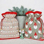 Сувениры и подарки handmade. Livemaster - original item Gift bags