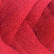 Материалы для творчества handmade. Livemaster - original item Merino 18 micron. Fire 50 grams.. Handmade.