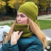 5303de6dcfc50 RUBY hat Italian yarn – shop online on Livemaster with shipping ...