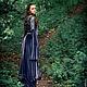 Ролевые игры ручной работы. Эльфийское платье. Miila. Интернет-магазин Ярмарка Мастеров. Эльфийское платье, платье принцессы