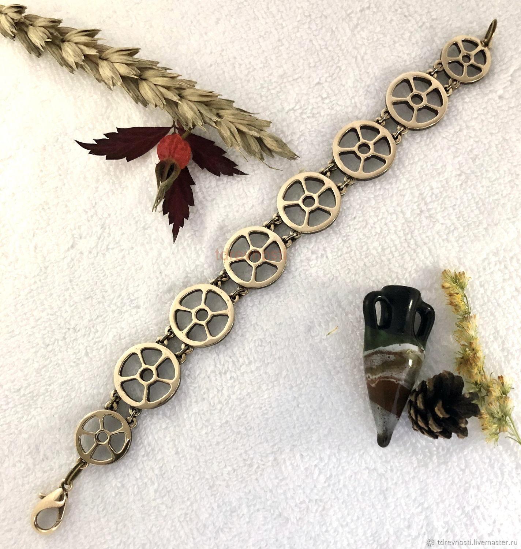Bracelet Wheel Of Life, Bead bracelet, Novosibirsk,  Фото №1