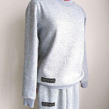 Одежда ручной работы. Ярмарка Мастеров - ручная работа Костюм тёплый на зиму. Handmade.