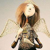 Куклы и игрушки ручной работы. Ярмарка Мастеров - ручная работа Ангел хранитель дома. Handmade.