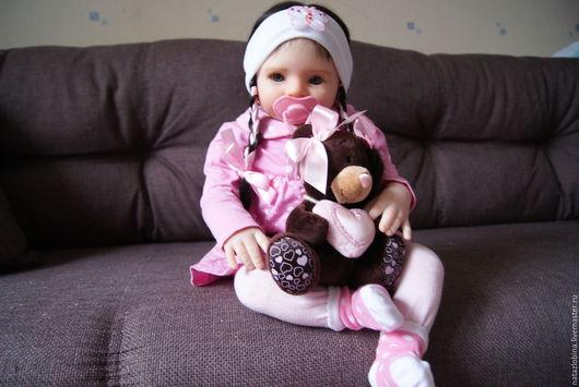 Куклы-младенцы и reborn ручной работы. Ярмарка Мастеров - ручная работа. Купить кукла реборн Джесси. Handmade. Кукла реборн