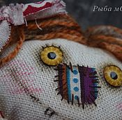 Куклы и игрушки ручной работы. Ярмарка Мастеров - ручная работа Чердачная Кукла-Мукла. Handmade.