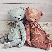Материалы для творчества handmade. Livemaster - original item Pattern Teddy bear