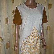 Одежда ручной работы. Ярмарка Мастеров - ручная работа платье расшитое бисером. Handmade.