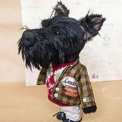 Куклы и игрушки ручной работы. Ярмарка Мастеров - ручная работа Мистер Скотч. Handmade.