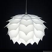 Для дома и интерьера handmade. Livemaster - original item PANGO 2 lamp, plastic. Handmade.