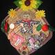 """Сувениры ручной работы. Ярмарка Мастеров - ручная работа. Купить панно настенное декоративное """"Домовенок Филя - открытая душа"""". Handmade."""