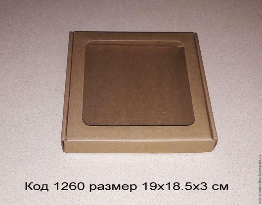 Бурый мкрогофрокартон