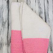 """Одежда ручной работы. Ярмарка Мастеров - ручная работа Теплый объемный свитер """"Зефир"""" плотной ручной вязки. Handmade."""