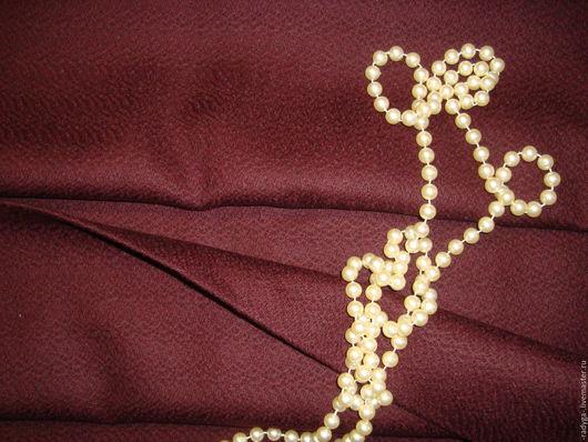 Шитье ручной работы. Ярмарка Мастеров - ручная работа. Купить Ткань костюмно- пальтовая. Handmade. Ткань, ткань для одежды