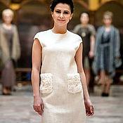 Одежда ручной работы. Ярмарка Мастеров - ручная работа Платье 3 из коллекции Элегия. Handmade.