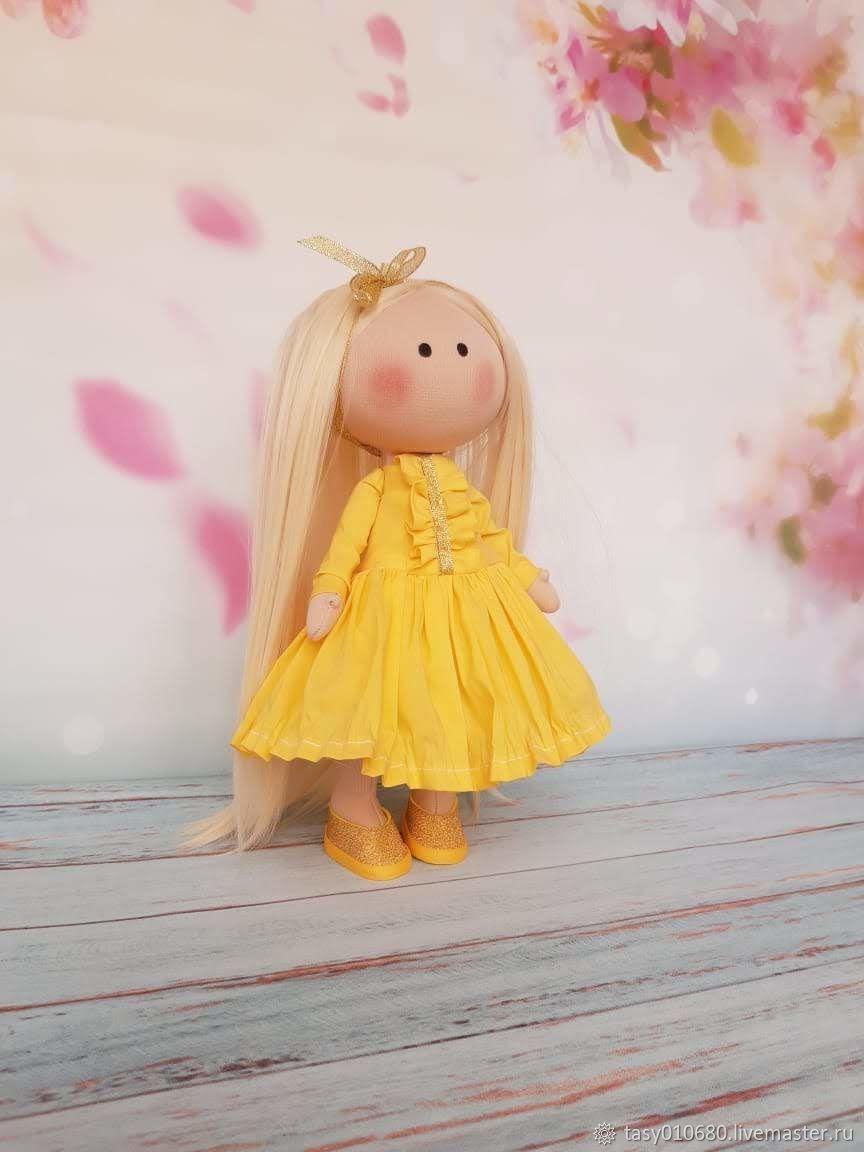 Куколка: Куколка Солнышко, Тыквоголовка, Ставрополь,  Фото №1