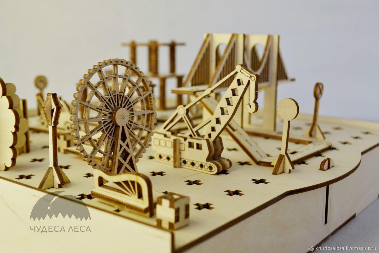 Designer Of 'The City', Play sets, Lipetsk,  Фото №1