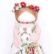 """Куклы и игрушки ручной работы. Ярмарка Мастеров - ручная работа """"Девичье гадание...""""игровая куколка. Handmade."""