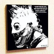 Картины и панно handmade. Livemaster - original item Painting Pop Art Corey Taylor. Handmade.