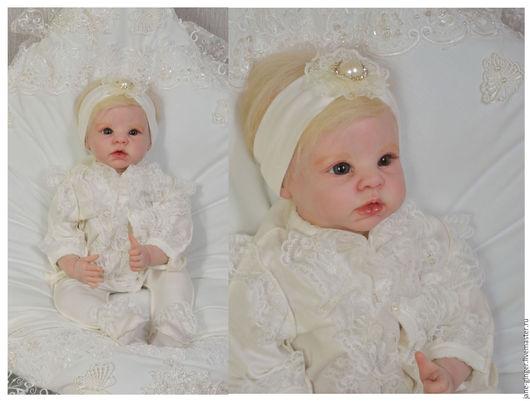 Куклы-младенцы и reborn ручной работы. Ярмарка Мастеров - ручная работа. Купить Кукла реборн Angel. Handmade. Белый