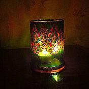 """Для дома и интерьера ручной работы. Ярмарка Мастеров - ручная работа подсвечник марокканский """"Волшебные ночи"""". Handmade."""