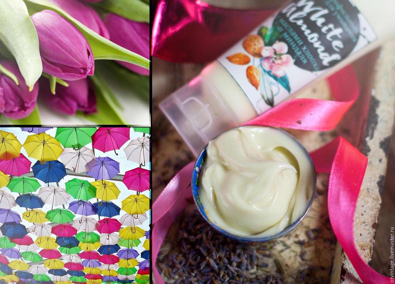 """Крем-гель для снятия макияжа """"White Almond"""", Cosmetics, Peterhof,  Фото №1"""