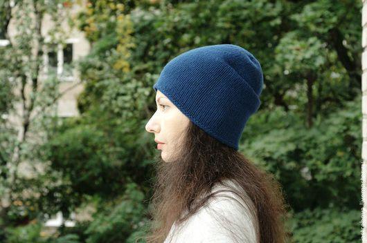 Шапки ручной работы. Ярмарка Мастеров - ручная работа. Купить Шапка вязаная женская , шапка мужская, шапка унисекс. Handmade.