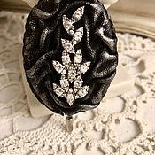 Украшения handmade. Livemaster - original item Silver TWIG brooch. Handmade.
