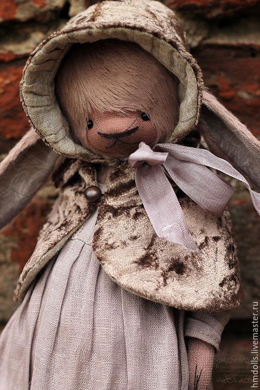 Мишки Тедди ручной работы. Ярмарка Мастеров - ручная работа. Купить Лёля. Handmade. Кремовый, тедди, винтажный стиль