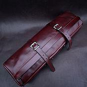 handmade. Livemaster - original item Saddle bag in Western style, mod.1.1. Handmade.