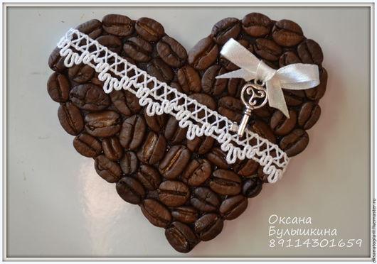 Подвески ручной работы. Ярмарка Мастеров - ручная работа. Купить Кофейные магниты. Handmade. Коричневый, магнит на холодильник, Декор