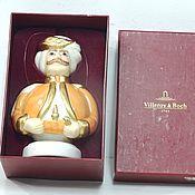 handmade. Livemaster - original item Christmas toy Villeroy Boch. Hussars. Handmade.