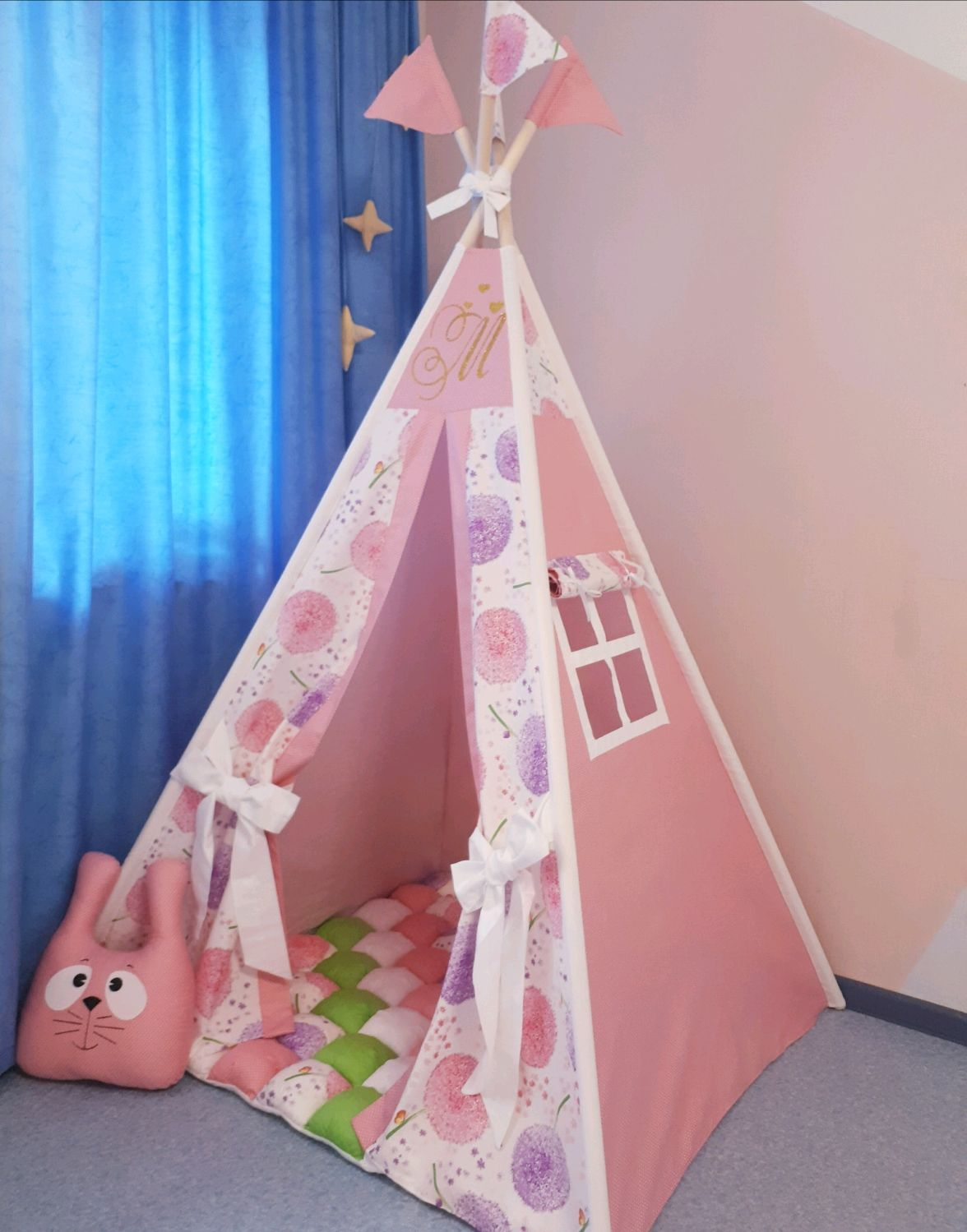 Вигвам детский. Палатка. Детский домик, Вигвам, Пермь,  Фото №1