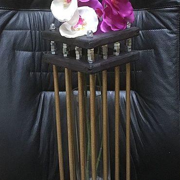 Для дома и интерьера ручной работы. Ярмарка Мастеров - ручная работа Вазы: Loft Siberian. Handmade.