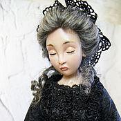 Для дома и интерьера handmade. Livemaster - original item Sculpture: The venerable widow. Handmade.