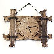 """Часы классические ручной работы. Ярмарка Мастеров - ручная работа Часы """"Таверна"""" №2. Handmade."""