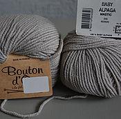 Bouton d Or Baby Alpaga, пряжа, беби альпака