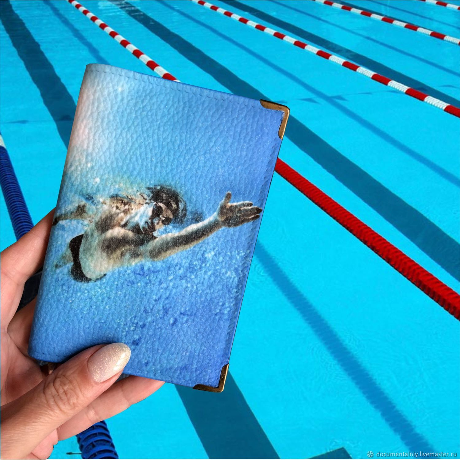 The Cover Of 'Swimmer 2', Cover, Obninsk,  Фото №1