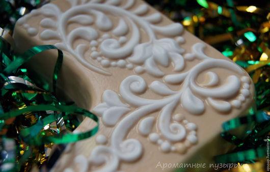 Мыло ручной работы. Ярмарка Мастеров - ручная работа. Купить Узорный валенок. Handmade. Валенок, подарок к Новому году