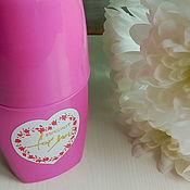 """Дезодоранты ручной работы. Ярмарка Мастеров - ручная работа """"Пряная клюква"""" натуральный шариковый дезодорант. Handmade."""