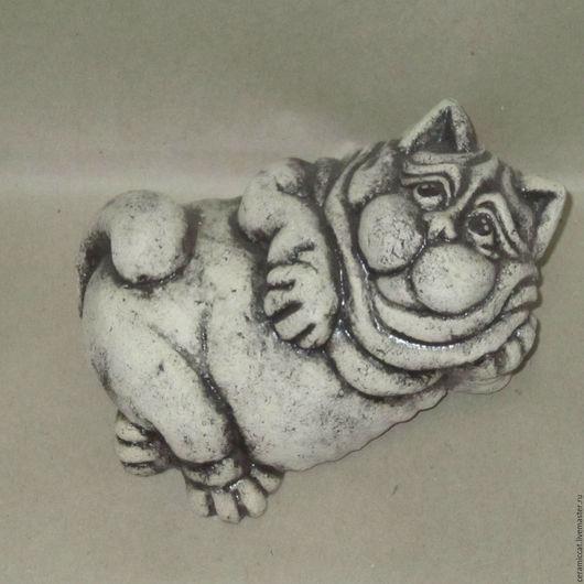 """Экстерьер и дача ручной работы. Ярмарка Мастеров - ручная работа. Купить Кот """"Батон"""". Handmade. Разноцветный, кот, котик"""