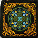 Backpack Celtic ornament. Backpacks. Tera. Bags and backpacks with embr. My Livemaster. Фото №4