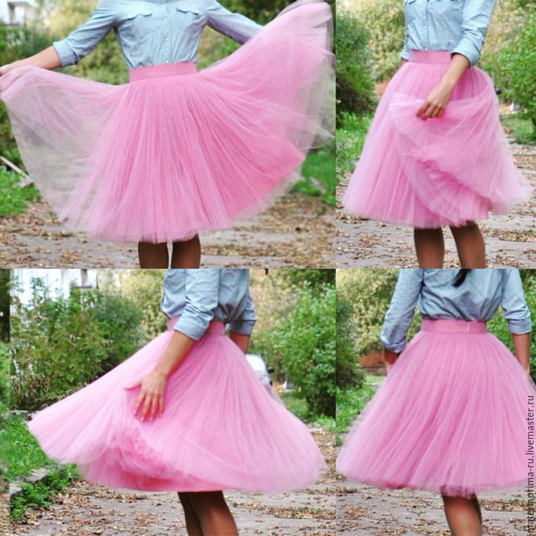 Как самой сшить юбку пачку фото