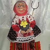 Куклы и игрушки ручной работы. Ярмарка Мастеров - ручная работа Бабушка - хозяюшка. Handmade.